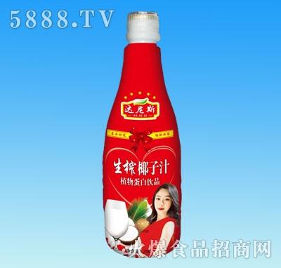 达尼斯生榨椰子汁1.25L