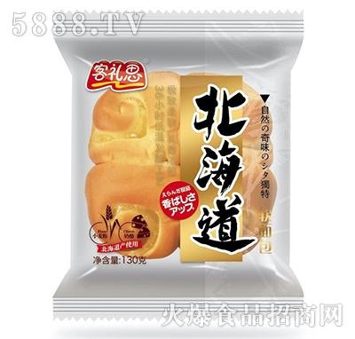 客礼思北海道软面包130g