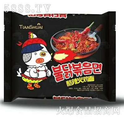 酷辣火鸡面(袋装)产品图