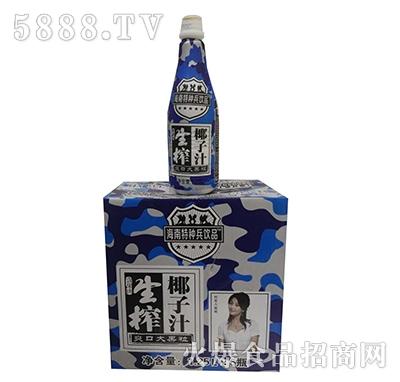 特种兵生榨椰子汁1.25LX6瓶