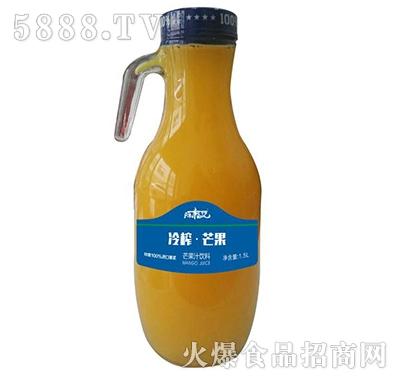 陈福记冷榨芒果汁1.5L