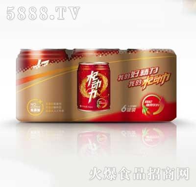 杞动力枸杞植物饮料250mlx6罐