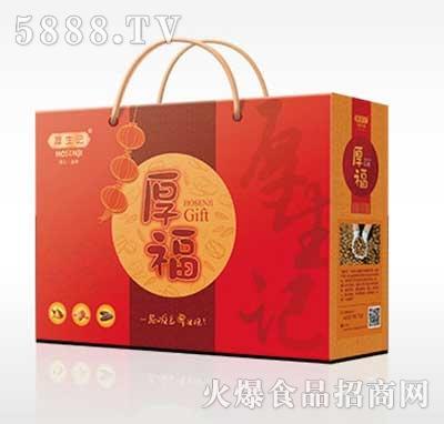 厚生记1087g礼盒装