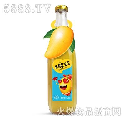 我酵芒果发酵芒果果汁1.28L