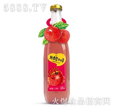 我酵山楂发酵山楂果汁1.28L