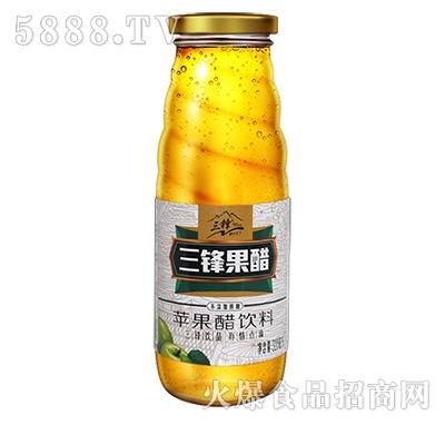 三锋果醋苹果醋饮料320ml