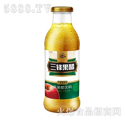 三锋果醋苹果醋饮料410ml