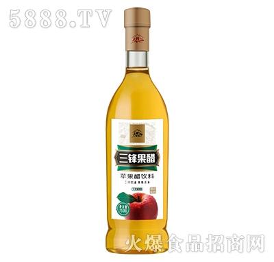 三锋果醋苹果醋饮料750ml