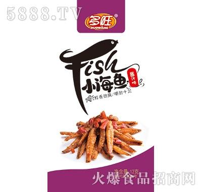 多旺小海鱼酱汁味12g