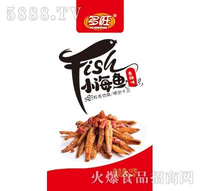 多旺小海鱼香辣味12g