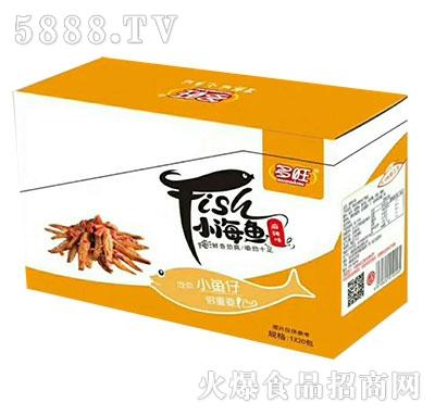 多旺小海鱼麻辣味1x20包