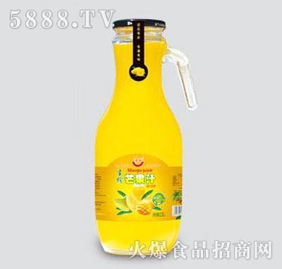 浩园芒果汁1.5L