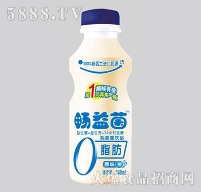 畅益菌乳酸菌饮品340ml