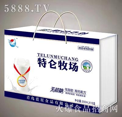 特仑牧场饮品250mlx12盒