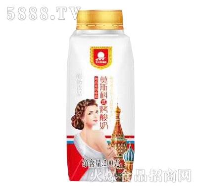 莫斯科烤酸奶200g