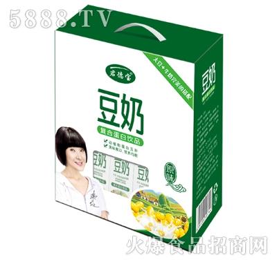 君德宝豆奶(礼盒)