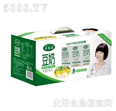 君德宝豆奶(礼盒箱)
