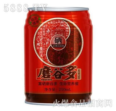 磨谷多复合饮料250ml