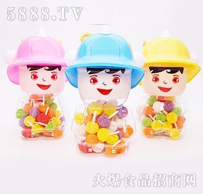 巨托玩具糖果小天才