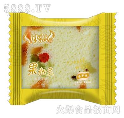 妙恋果粒多蛋糕(菠萝味)