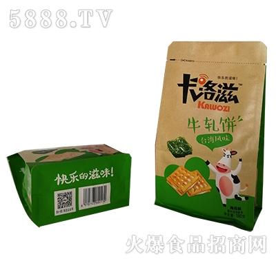 卡洛滋牛轧饼台湾风味海苔味180克