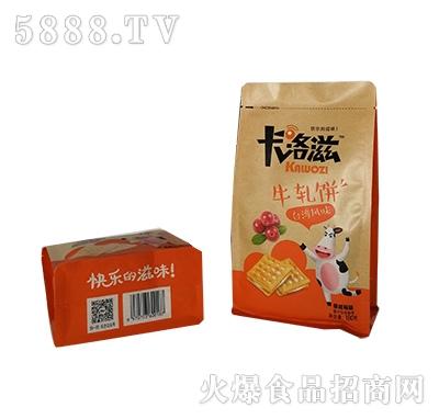 卡洛滋牛轧饼台湾风味草莓味180克