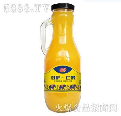 锦星冷榨芒果汁