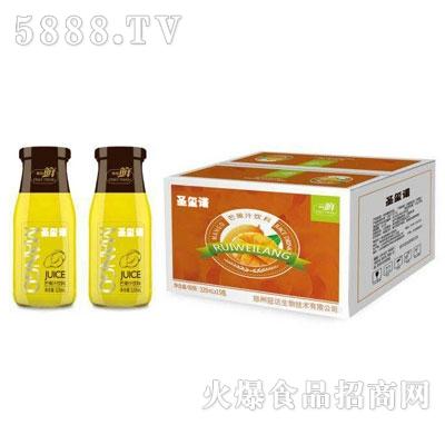 圣玺诺NFC乳酸菌复合芒果香橙果汁