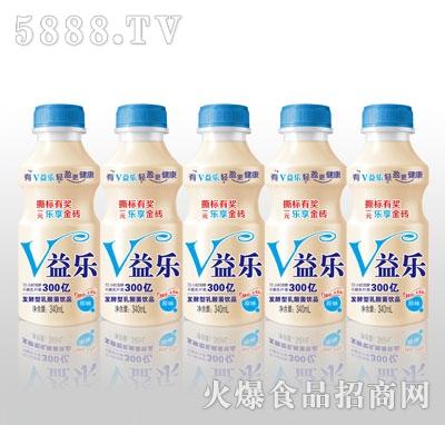 V益乐发酵型乳酸菌饮品(瓶装)