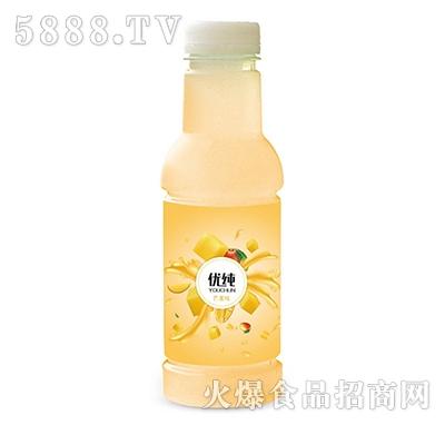 优纯芒果味果味饮料