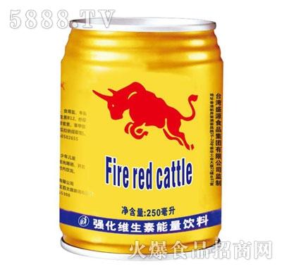 Fireredcattle维生素能量饮料250ml