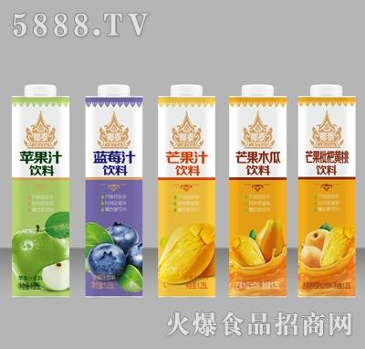 1.25L椰泰果汁