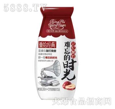 皇家品质重拾经典难忘时光红枣酸奶饮品268ml