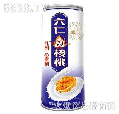 六仁炒核桃240ml
