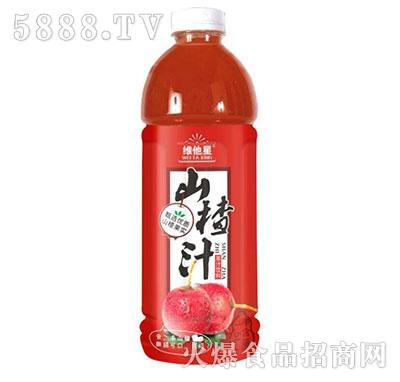 维他星山楂汁瓶