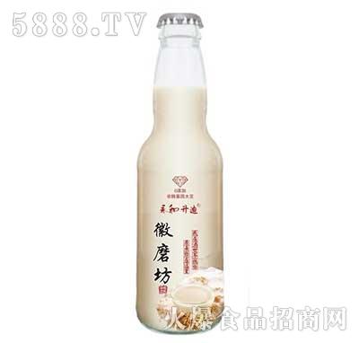 永和升迪徽磨坊豆奶瓶装