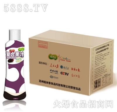 稻米香复合果汁箱装