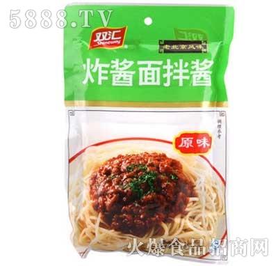 双汇老北京炸酱面拌酱肉酱150G原味