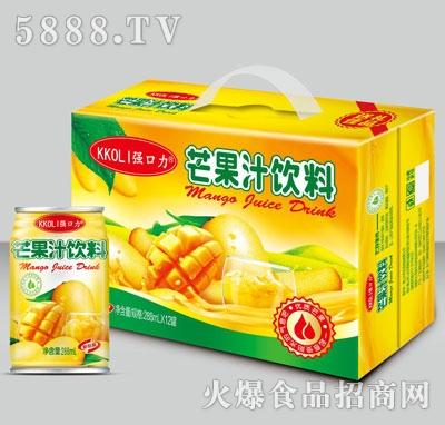 强口力芒果汁饮料288mlX12