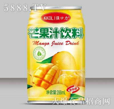 强口力芒果汁饮料288ml