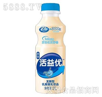 活益优发酵型乳酸菌饮品1.25L产品图