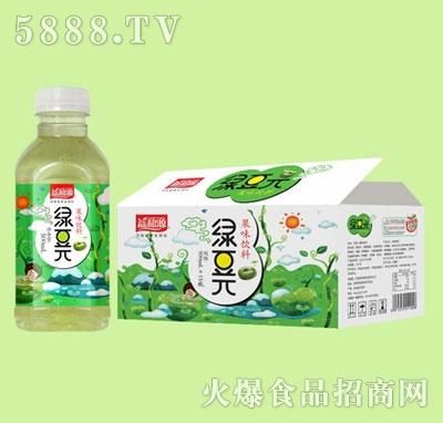 益和源绿豆π500mlx15瓶