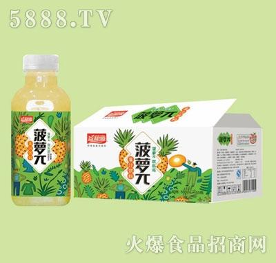 益和源菠萝π500mlx15瓶