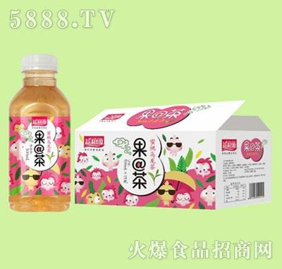 益和源果@茶蜜桃乌龙茶500mlx15瓶