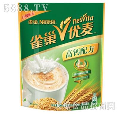 雀巢优麦高钙麦片600g