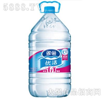 雀巢优活饮用水5L