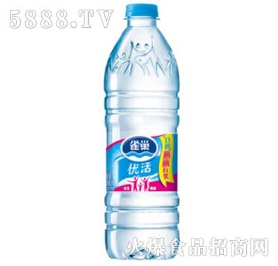 雀巢优活饮用水550ml