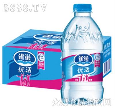 雀巢优活饮用水330mlX24瓶