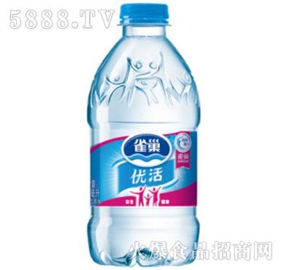雀巢优活饮用水330ml
