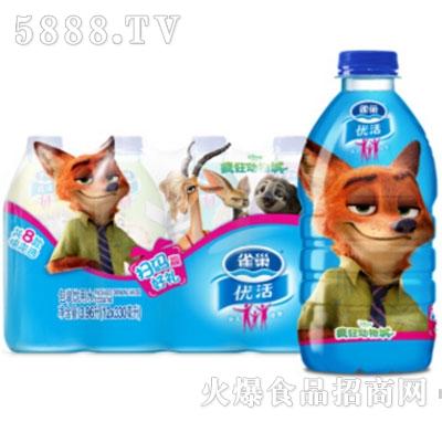 雀巢优活饮用水儿童包装
